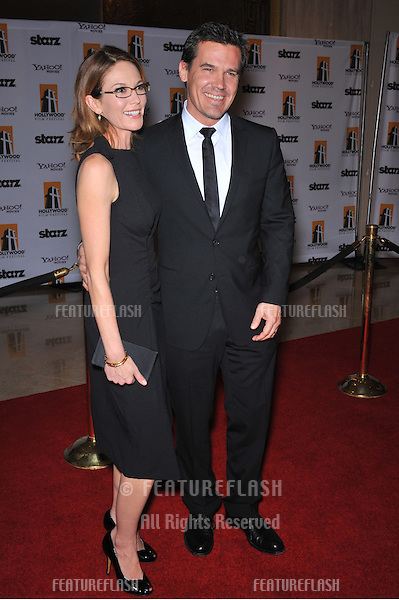 Josh Brolin & Diane Lane at the 12th Annual Hollywood Film Festival's Hollywood Awards at the Beverly Hilton Hotel, Beverly Hills..October 27, 2008  Beverly Hills, CA.Picture: Paul Smith / Featureflash