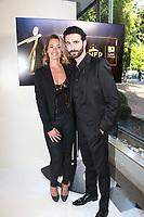 Anne Laure Bonnet & Alexandre Ruiz - 26EME CEREMONIE DES TROPHEES DU FOOTBALL UNFP
