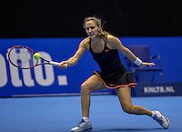 Rotterdam, Netherlands, December 14, 2016, Topsportcentrum, Lotto NK Tennis, Olga Kalyuzhnaya (NED)  <br /> Photo: Tennisimages/Henk Koster