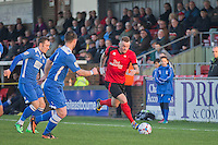 Eastbourne Borough FC (1) v Lowestoft Town FC (2) 29.11.14