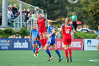 Boston, MA - Sunday September 10, 2017: Amandine Henry during a regular season National Women's Soccer League (NWSL) match between the Boston Breakers and Portland Thorns FC at Jordan Field.