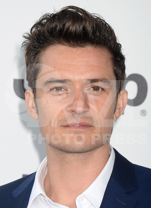 ANTA MONICA, 25.02.20-17 - SPIRIT-AWARDS - Orlando Bloom durante Film Independent Spirit Awards em Santa Monica na California nos Estados Unidos (Foto: Gilbert Flores/Brazil Photo Press)