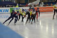 SCHAATSEN: HEERENVEEN, 13-10-2019, IJsstadion Thialf, Invitation Cup, ©foto Martin de Jong