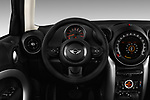 Car pictures of steering wheel view of a 2016 MINI Countryman Countryman 5 Door Hatchback Steering Wheel