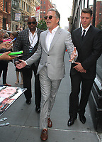 NEW YORK, NY - MAY 15:  Don Johnson spotted arriving at 'Build Series'  in New York, New York on May 15, 2018.  Photo Credit: Rainmaker Photo/MediaPunch