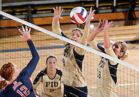 FIU Volleyball v. South Alabama (10/30/11)