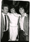 Donny Most, Erin Moran and Scott Baio from 'HAPPY DAYS in Los Angeles, California. September 1983