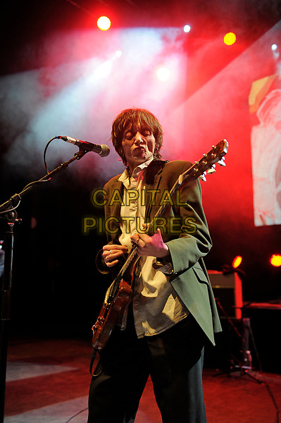 LONDON, ENGLAND - MARCH 25: Mark Keds of 'Senseless Things' performing at Shepherd's Bush Empire on March 25, 2017 in London, England.<br /> CAP/MAR<br /> &copy;MAR/Capital Pictures