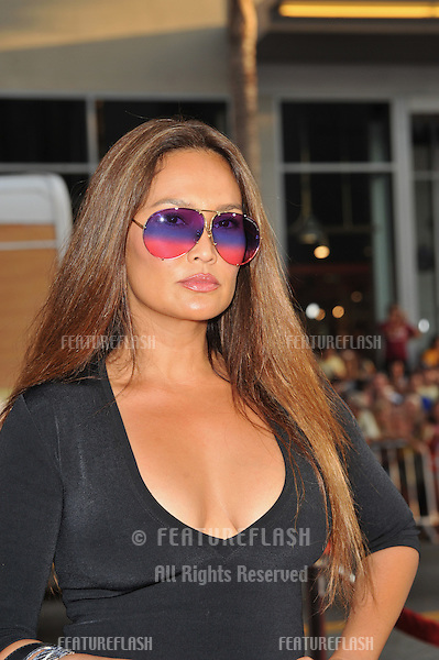 """Tia Carrere at the Los Angeles premiere of """"Inglourious Basterds"""" at the Grauman's Chinese Theatre, Hollywood..August 10, 2009  Los Angeles, CA.Picture: Paul Smith / Featureflash"""