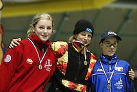 SCHAATSEN: HEERENVEEN: IJsstadion Thialf, 04-03-2005, VikingRace, Ida Njåtun (NOR), ©foto Martin de Jong