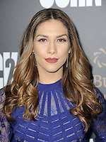 www.acepixs.com<br /> <br /> January 30 2017, LA<br /> <br /> Allison Holker arriving at the premiere of 'John Wick: Chapter Two' on January 30, 2017 in Hollywood, California.<br /> <br /> By Line: Peter West/ACE Pictures<br /> <br /> <br /> ACE Pictures Inc<br /> Tel: 6467670430<br /> Email: info@acepixs.com<br /> www.acepixs.com