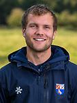 BLOEMENDAAL - assistent coach Damien van der Peet Heren I van HC Bloemendaal , seizoen 2019/2020.   COPYRIGHT KOEN SUYK