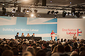 Margaret Becket MP.  Labour Party Special Conference on reform of its links to trade unions, ExCel Centre, London.