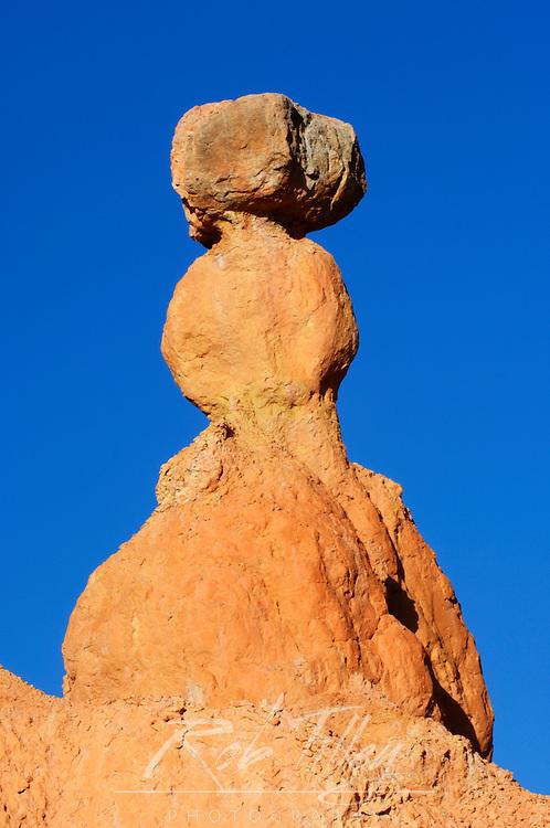 Thor's Hammer (Hoodoo), Bryce Canyon NP, Utah, USA