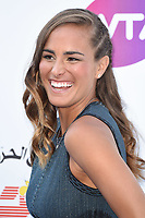 arriving for the Tennis on the Thames WTA event in Bernie Spain Gardens, South Bank, London<br /> <br /> ©Ash Knotek  D3412  28/06/2018