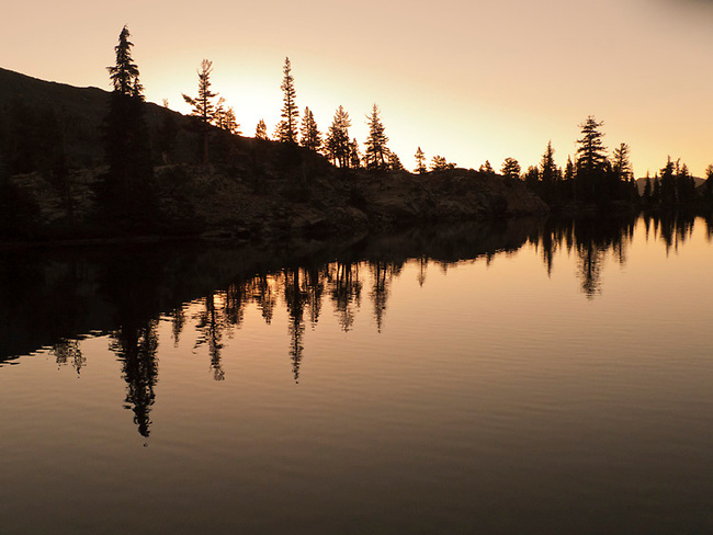 Half Moon Lake, Desolation Wilderness