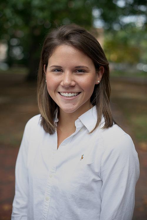 Campus tour guides.Sarah Prendeville