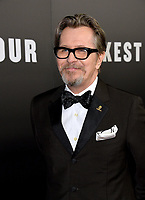 Gary Oldman at the premiere for &quot;Darkest Hour&quot; at the Samuel Goldwyn Theatre at The Motion Picture Academy. Beverly Hills, USA 08 November  2017<br /> Picture: Paul Smith/Featureflash/SilverHub 0208 004 5359 sales@silverhubmedia.com