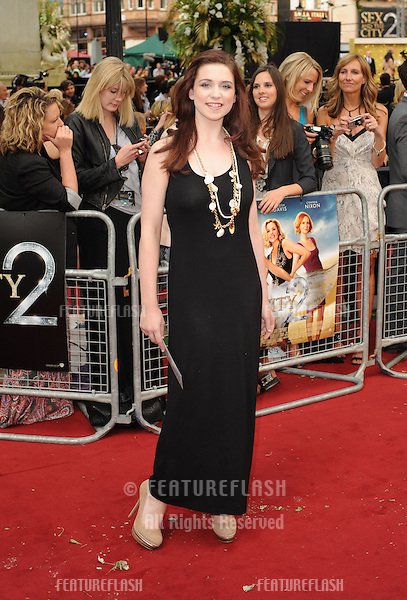 Danielle Hope attends the Sex and the City 2 UK Premiere in Leicester Square, London. 27/05/2010.Picture By: Gerry Copper / Featureflash..