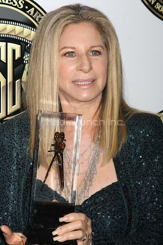 CENTURY CITY, CA - FEBRUARY 15: Barbra Streisand at the 2015 American Society of Cinematographers Awards at Century Plaza Hotel in Century City, California on February 15, 2015. Credit: David Edwards/DailyCeleb/MediaPunch