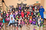 Knockanure Halloween party : Children from the Knockanure area enjoying the Halloween Party held at the Knocanure Community Centre oin Saturday evening last.