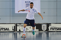 Guillermo Wallace of England during England vs Poland, International Futsal Friendly at St George's Park on 2nd June 2018