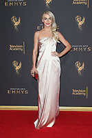 LOS ANGELES, CA - SEPTEMBER 09: Julianne Hough at the 2017 Creative Arts Emmy Awards at Microsoft Theater on September 9, 2017 in Los Angeles, California. <br /> CAP/MPIFS<br /> &copy;MPIFS/Capital Pictures