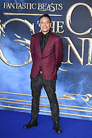 LONDON, UK. November 13, 2018: Simon Wan at the &quot;Fantastic Beasts: The Crimes of Grindelwald&quot; premiere, Leicester Square, London.<br /> Picture: Steve Vas/Featureflash