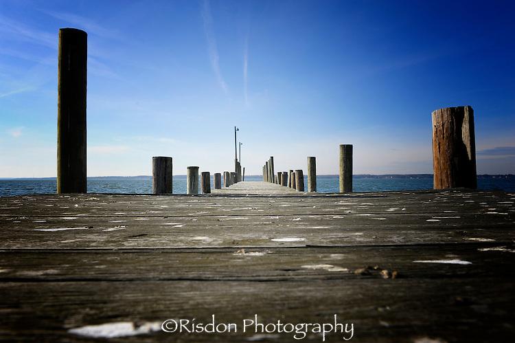 Pier, Popes Creek Maryland