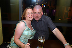 Lorraine and Mark Dunne enjoying a night out in Bru...Photo NEWSFILE/Jenny Matthews.(Photo credit should read Jenny Matthews/NEWSFILE)....This Picture has been sent you under the condtions enclosed by:.Newsfile Ltd..The Studio,.Millmount Abbey,.Drogheda,.Co Meath..Ireland..Tel: +353(0)41-9871240.Fax: +353(0)41-9871260.GSM: +353(0)86-2500958.email: pictures@newsfile.ie.www.newsfile.ie.FTP: 193.120.102.198.
