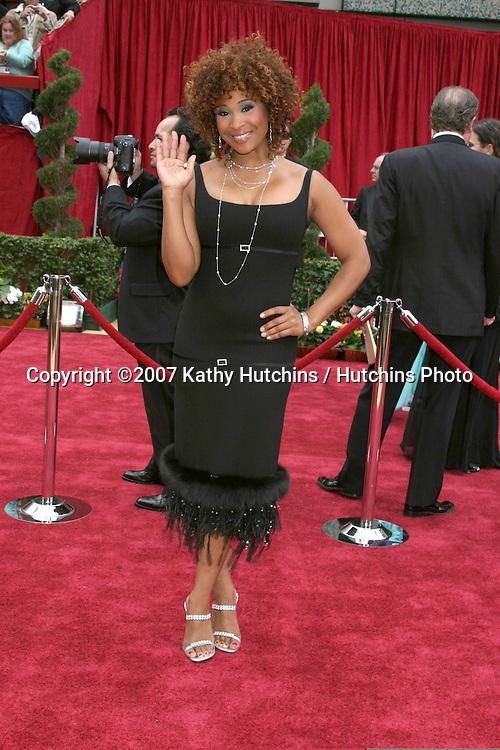 Tanika Ray.79th Annual Academy Awards.Kodak Theater .Hollywood & Highland.Hollywood, CA.February 25, 2007.©2007 Kathy Hutchins / Hutchins Photo....