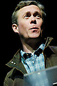 Stuff Happens by David Hare ,directed by Nicholas Hytner. With Alex Jennings as George W Bush . Opens at the Olivier Theatre on 10/9/04. CREDIT Geraint Lewis
