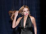 Lindsay Lohan.attending the 98th Annual White House Correspondents' Association Dinner at the Washington Hilton on April 28, 2012 in Washington, DC.