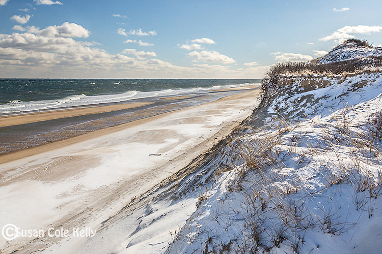 Marconi Beach, Cape Cod National Seashore, Wellfleet, Massachusetts, USA