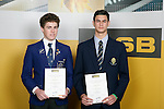 Boys Trampolinning finalists Philip Henry & Kieran Tuhi. ASB College Sport Young Sportperson of the Year Awards 2007 held at Eden Park on November 15th, 2007.