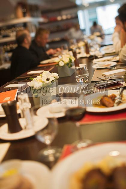 Europe/Autriche/Niederösterreich/Vienne: Restaurant: Kulinarium 7 Sigmundsgasse/Stiebensterngasse