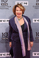"""Los Angeles CA Apr 11: Diane Baker, arrive to 2019 TCM Classic Film Festival Opening Night Gala And 30th Anniversary Screening Of """"When Harry Met Sally"""", TCL Chinese Theatre, Los Angeles, USA on April 11, 2019 <br /> CAP/MPI/FS<br /> ©FS/MPI/Capital Pictures"""
