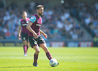 Aston Villa Conor Hourihane  during the Sky Bet Championship match between Millwall and Aston Villa at The Den, London, England on 6 May 2018. Photo by Andrew Aleksiejczuk / PRiME Media Images.