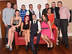 Gary Saurin celebrating his 21st birthday in Brú with family and friends. Photo:Colin Bell/pressphotos.ie
