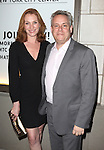 Kate Jennings Grant & Doug Hughes attending the Broadway Opening Night Performance of 'An Enemy of the People' at the Samuel J. Friedman Theatre in New York. Sept. 27, 2012