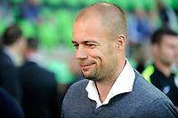 GRONINGEN - Voetbal, FC Groningen - Willem II,  Eredivisie , Hitachi stadion, seizoen 2018-2019, 17-08-2018,   FC Groningen trainer Danny Buijs