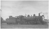 Engineer side view of K-36 #494<br /> D&amp;RGW