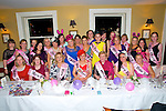 Bride to Be: Joanne Fleming, Kilcummin , Killarney on her hen night at the Listowel Arms Hotel on Friday night last.