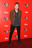 Danny Jones at The Voice Kids photocall at Madame Tussauds, London, UK. <br /> 06 June  2017<br /> Picture: Steve Vas/Featureflash/SilverHub 0208 004 5359 sales@silverhubmedia.com