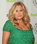 "Jennifer Coolidge at the Palelyfest Honoring ""2 Broke Girls"" at the Saban Theatre in Los Angeles, CA. March 14, 2013."