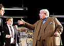 The History Boys.A world Premiere by Alan Bennett,directed by Nicholas Hytner.With Richard Griffiths,Dominic Cooper,James Corden .Opens at the Lyttleton Theatre on 18/5/04  CREDIT Geraint Lewis
