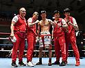 Boxing - 10R 55.8kg weight bout : Tomoki Kameda vs Mike Tawatchai