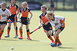 Welsh Youth Hockey Cup Final U11 Girls<br /> Dysynni v Swansea<br /> Swansea University<br /> 06.05.17<br /> ©Steve Pope - Sportingwales