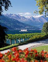 ITA, Italien, Lombardei, Comer See, Bellagio: im Park der Villa Melzi   ITA, Italy, Lombardia, Lake Como, Bellagio: at the park of Villa Melzi