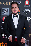 El Langui attends red carpet of Goya Cinema Awards 2018 at Madrid Marriott Auditorium in Madrid , Spain. February 03, 2018. (ALTERPHOTOS/Borja B.Hojas)